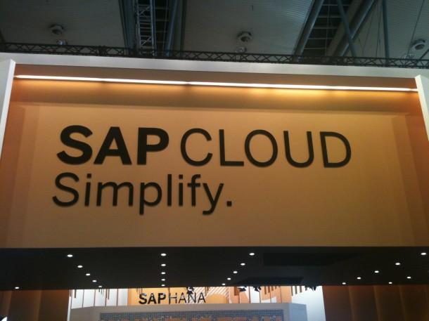 SAP @ CeBIT 2014